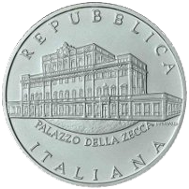 Centenario de la Zecca de Italia