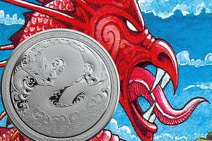 La mitología maorí de Nueva Zelanda, inmortalizada en oro y plata