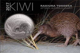 Nueva Zelanda lanza la tercera emisión dedicada al Kiwi