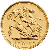 Nuevo Soberano de oro 2017