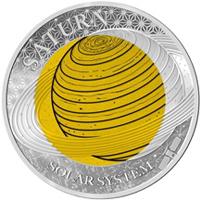 El Sistema Solar en las monedas.