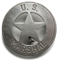 ¡Marshal de los Estados Unidos: alto o disparo!