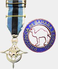 La Medalla del Sahara