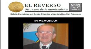 """Boletín Electrónico """"El Reverso"""" número 42, Octubre 2016"""