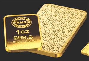 The Royal Mint y CME Group crean nueva plataforma digital para vender lingotes de oro