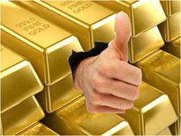 El oro mantiene su marcha ascendente