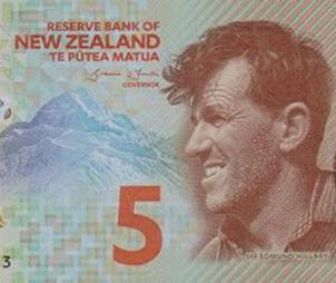 """Polímero de Nueva Zelanda galardonado con el Premio al """"Billete del Año"""""""