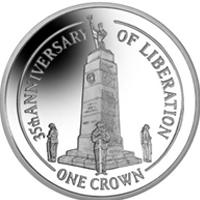 Una moneda conmemora los 35 años de la liberación de las Malvinas
