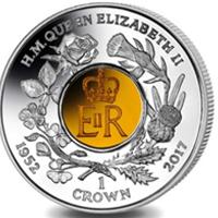 Ascensión homenajea los 65 años de reinado de Isabel II