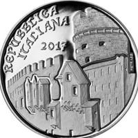 Trento protagoniza la nueva moneda de la serie Italia delle Arti