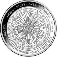 Moneda conmemorativa para los Juegos de la Commonwealth