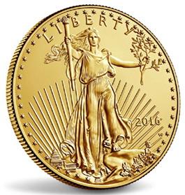 Abiertas las ventas del American Gold Eagle 2016