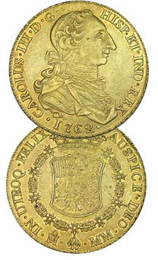 Inéditas y rarísimas monedas en la subasta en sala de José A. Herrero
