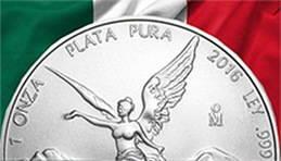"""La """"Libertad"""" de México 2016 disponible en plata"""