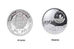 Nueva moneda conmemorativa por los 100 años de la PUCP
