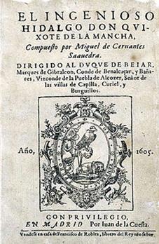 Don Quijote y la moneda