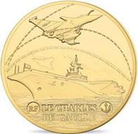 "Portaaviones nuclear ""Charles de Gaulle"" en ""Grandes Navíos Franceses"""