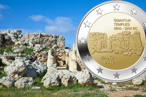 Lugares prehistóricos de Malta: Ggantija, en 2 euros