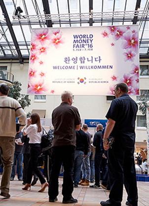 Sudáfrica invitada de honor en la World Money Fair Berlín 2017