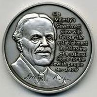 100 años de la Declaración de Balfour