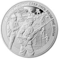 Últimas monedas dedicadas a la Primera Guerra Mundial