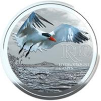 Sudáfrica pone en marcha su segunda serie de monedas coloreadas
