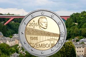 El Puente de la Gran Duquesa Carlota de Luxemburgo cumple 50 años