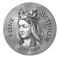 """""""Mujeres de Francia"""" y la reina Matilda"""