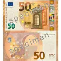 Los billetes de 50€ también cambian