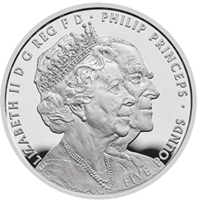 Bodas de platino de los reyes del Reino Unido