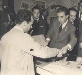 José Luis López-Sánchez Toda.  El principio de una dinastía.