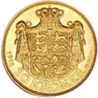 La Ceca de Finlandia acuña las primera coronas danesas