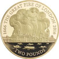 350 Años del Gran Incendio de Londres