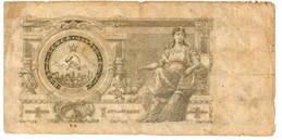 Rusia 500 Rublos de 1912 vs. 1.000.000.000 Rublos de 1924