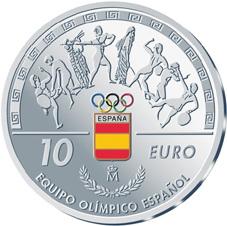 El Equipo Olímpico Español en oro y plata