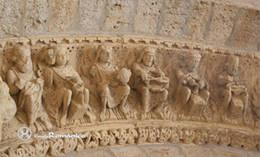 Las Cecas medievales. Iglesia de Santiago en Carrión de los Condes .