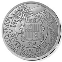 25 años de la Constitución de Andorra