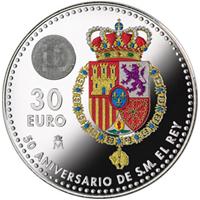 Felipe VI cumple 50 el 30 de enero