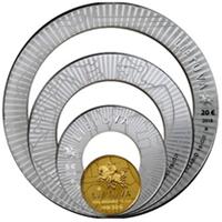 Nuevas monedas para conmemorar el centenario de la independencia lituana