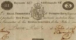 Billetes Puerto Rico (I)