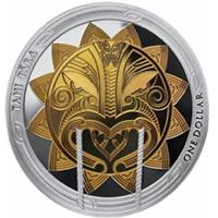 Nueva Zelanda emite monedas dedicadas al héroe Māui