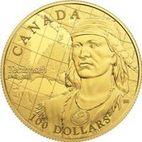 Canadá celebra el 250 aniversario del nacimiento de Tecumseh
