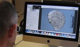 Colecciones museísticas en línea: El ejemplo de la Numismática