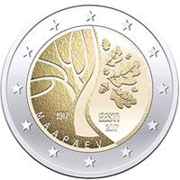 Nueva moneda de 2€ para Estonia