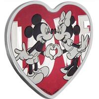 90 años de la relación entre Mickey y Minnie