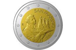 San Marino prepara el lanzamiento de sus nuevas monedas de 2€