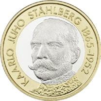Presidentes de Finlandia: Kaarlo Juho Ståhlberg