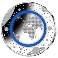 """""""Planeta Tierra"""" de 5 euros alemanes en polímero"""
