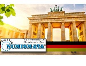 En marcha la preparación de la 17 edición de Numismata Berlín 2015