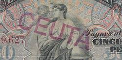 """Los billetes """"africanos"""" de España (I)"""